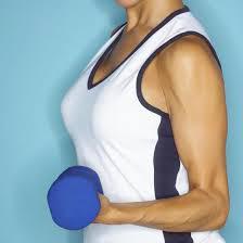gyakorlatok karok karcsúsítására elasztikus szalaggal